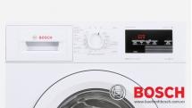 Máy giặt Bosch báo lỗi E23
