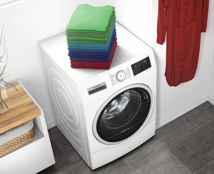 Máy giặt Bosch không mở được cửa, bị lỗi kẹt cửa